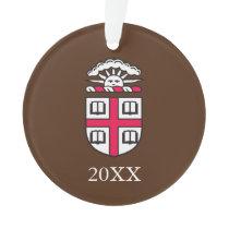 Brown University Alumni Ornament