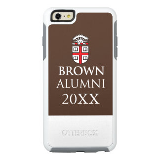 Brown University Alumni OtterBox iPhone 6/6s Plus Case