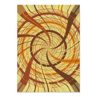 Brown vortex card