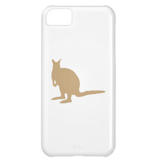 Brown Wallaby. iPhone 5C Cases