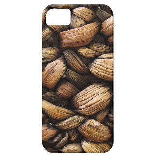 Brown Walnut Shells iPhone 5 Cover