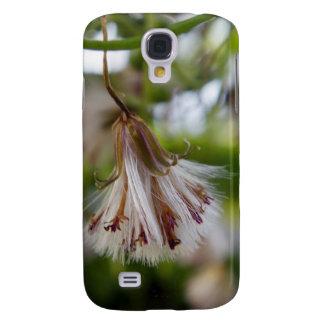 Brown & White Seedpod Samsung Galaxy S4 Case