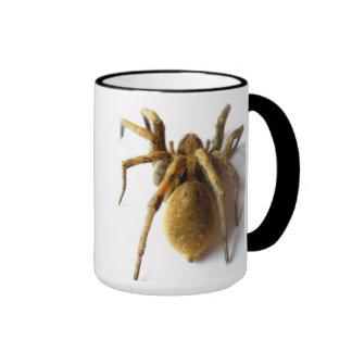 Brown Widow Ringer Coffee Mug