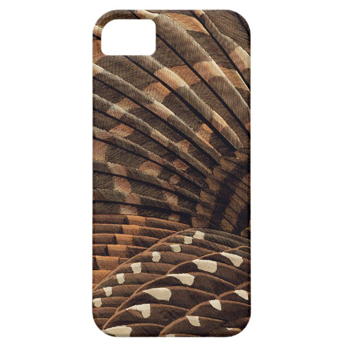 Brown Wing Detail iPhone SE/5/5s Case