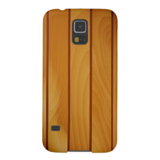 Brown wooden Case Samsung Galaxy S5