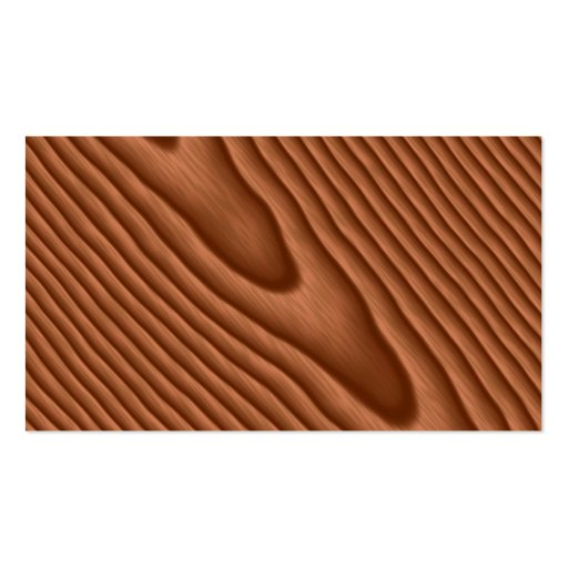 Brown Woodgrain Textured Business Card Templates