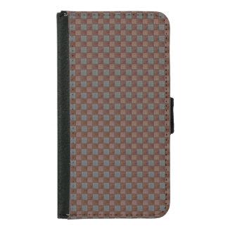 Brown y caja negra de la cartera del control S5 de