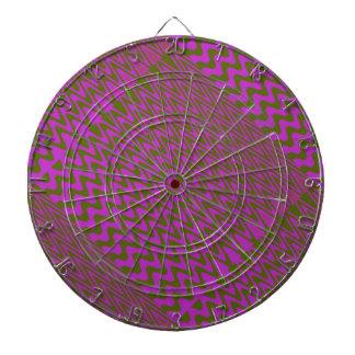 Brown y modelo de onda rosado