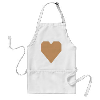 Brown Yellow.png Adult Apron