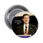 Brownback for President Button