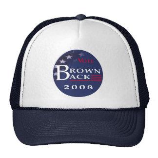 Brownback for President hat
