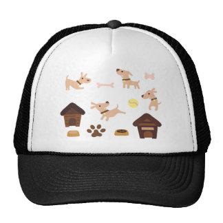 BrownDogM1 Trucker Hat