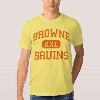 Browne - Bruins - High School - Phoenix Arizona Tee Shirts