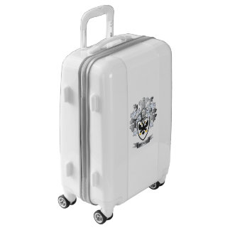 Browne Coat of Arms Luggage