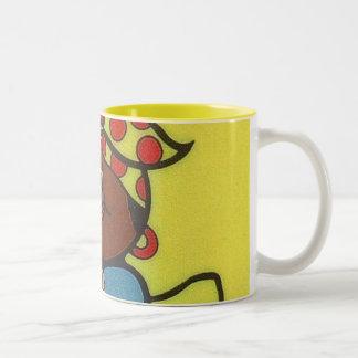 Browne Two-Tone Coffee Mug