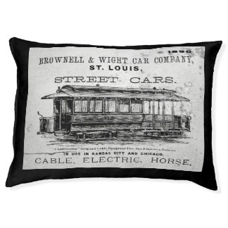 Brownell Car Company 1890 Dog Bed