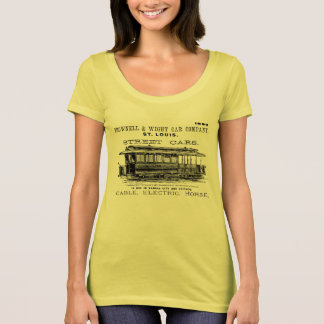 Brownell Car Company 1890 T-Shirt