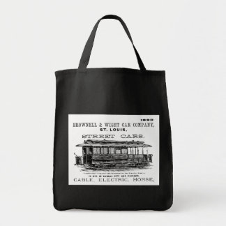 Brownell Car Company 1890 Tote Bag