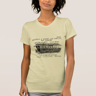 Brownell Car Company 1890 T Shirt