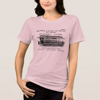Brownell Car Company 1890 Shirts