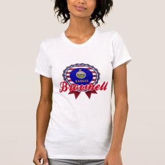 Brownell, KS Camisetas