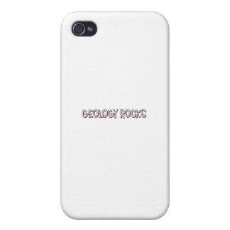 brownGEOROCKS1.png iPhone 4/4S Cover