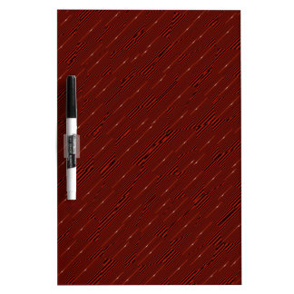 Brownian Speck Print Dry Erase Board