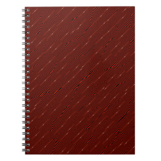 Brownian Speck Print Spiral Note Books
