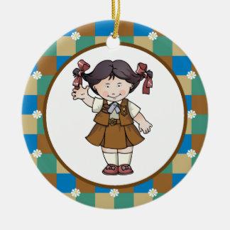 Brownie5 Ornaments