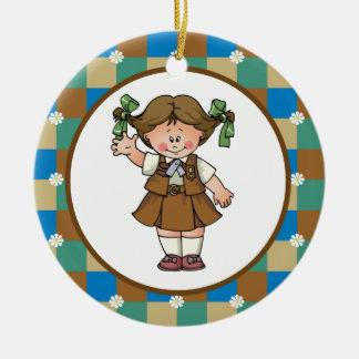 Brownie 1 ornaments