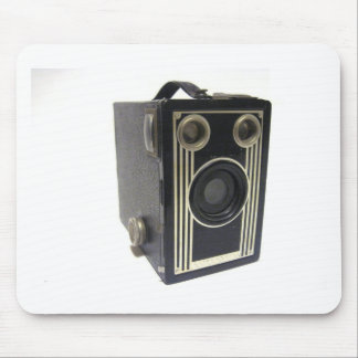 Brownie Antique Camera Mouse Pad