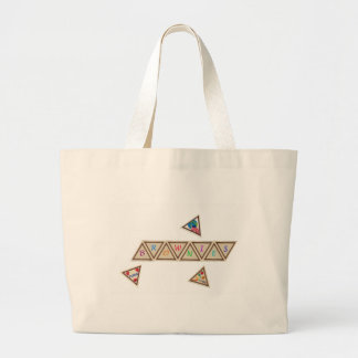Brownie Badge Large Tote Bag