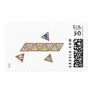 Brownie Badge Postage