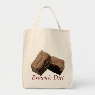 Brownie Diet Tote Bag