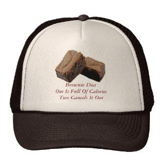 Brownie Diet Trucker Hat