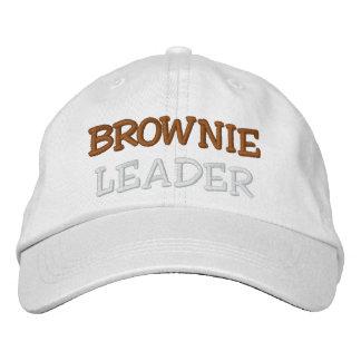 BROWNIE LEADER BASEBALL CAP
