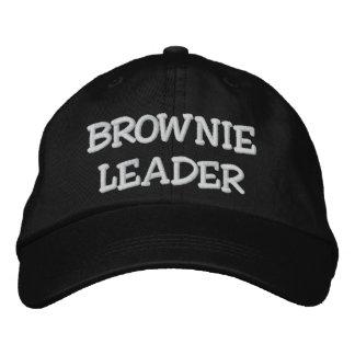 BROWNIE LEADER hat