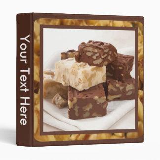 Brownie Love Binder