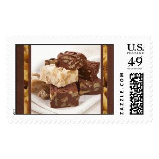 Brownie Love Postage Stamps