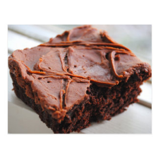 Brownie Post Card