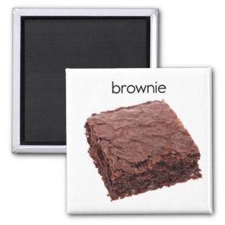 Brownie Refrligerator Magnet