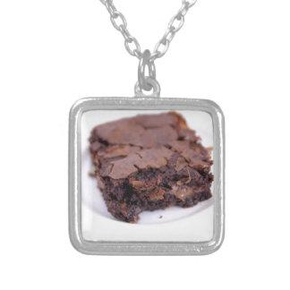 Brownie sabroso joyeria personalizada