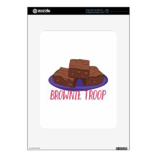 Brownie Troop iPad Skins