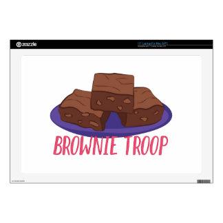 Brownie Troop Skin For Laptop