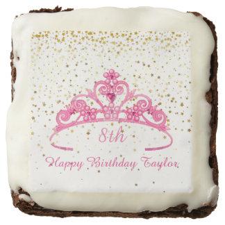 Brownie Veronica's Treats-Birthday Tiara