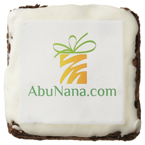 Brownies AbuNana.com Site Logo