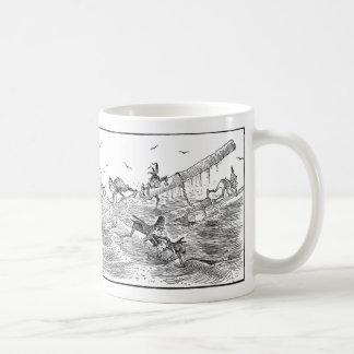 Brownies Adrift at Sea Coffee Mug