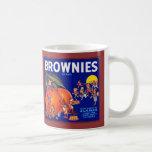 Brownies Brand California Oranges Coffee Mug