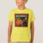 Brownies Brand California Oranges T-Shirt