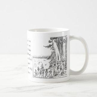 Brownies By the Lake Classic White Coffee Mug